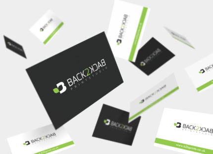 Recycled Business cards