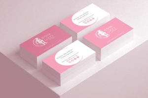 Iesha Lucci Fitness Business Cards