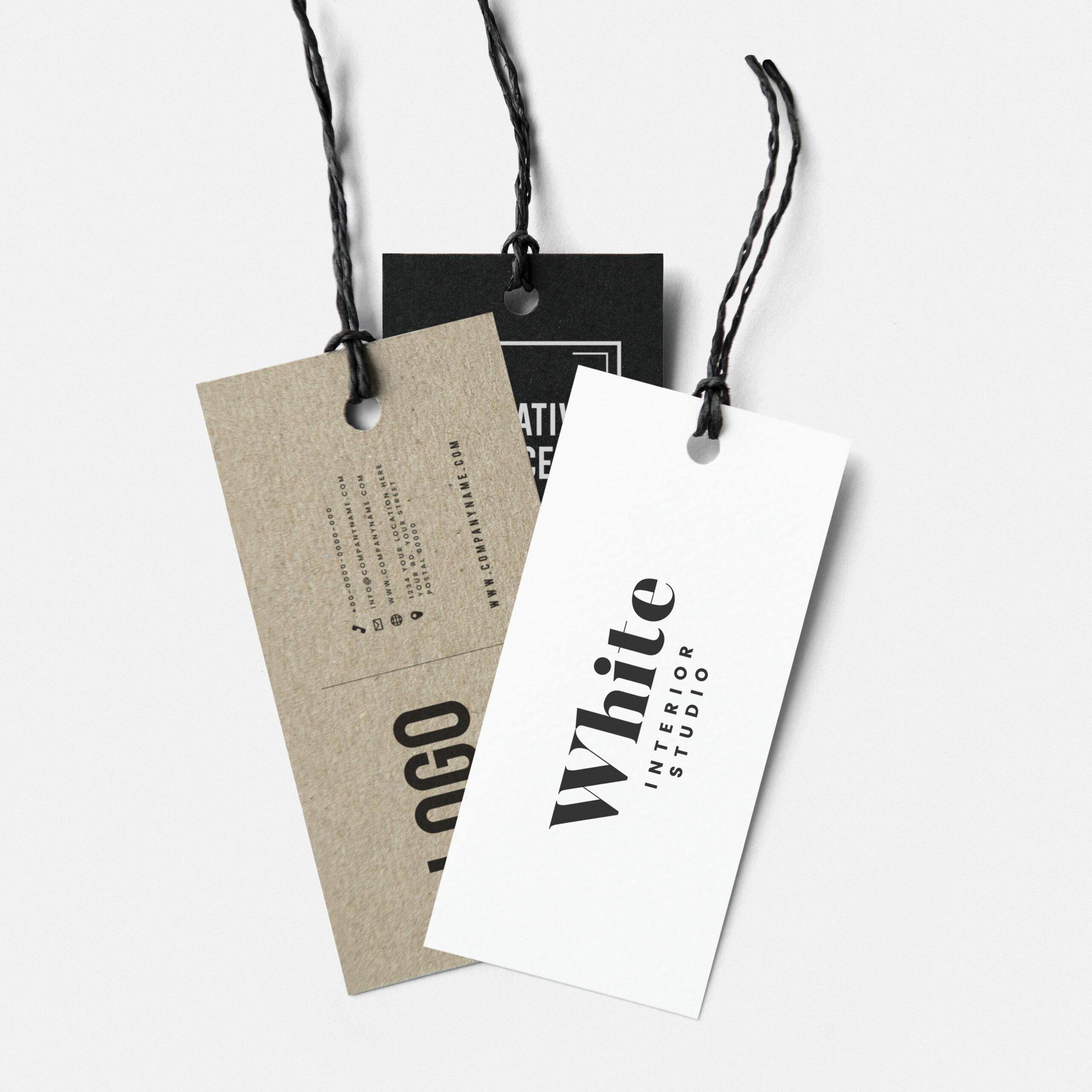 Product Swing Tags