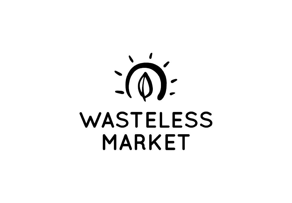 Wasteless Market Logo
